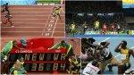 Usain Bolt: postales de sus medallas de oro en su carrera - Noticias de estadio nacional