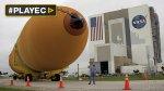 Conoce los secretos mejor guardados de la NASA [VIDEO] - Noticias de empleos