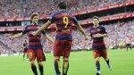 Barcelona vs. Málaga: con Lionel Messi por la Liga BBVA - Noticias de luis suarez