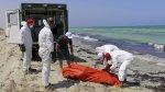 Drama en el Mediterráneo: 105 mueren en las costas de Libia - Noticias de policiales