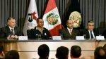 Jorge Flores Goicochea juró como viceministro de Orden Interno - Noticias de linchamientos