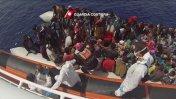 Más de 300 mil migrantes cruzaron Mediteráneo en 2015 [VIDEO]