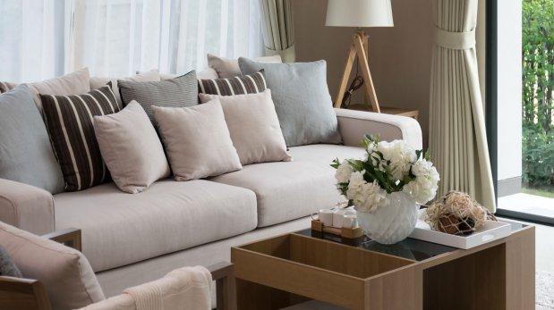 Consejos para escoger bien los cojines de tus muebles  Decoración