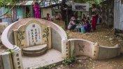Camboya: ¿Cómo es vivir dentro de un cementerio? [VIDEO]