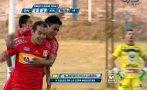 Fútbol peruano: el Clausura empezó con este insólito gol