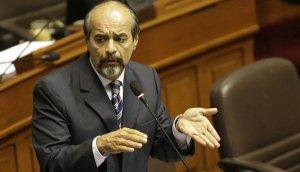 Jorge Flores Goicochea juró como viceministro de Orden Interno