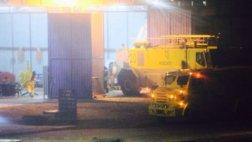 Intentaron asaltar camión de caudales en aeropuerto de Juliaca