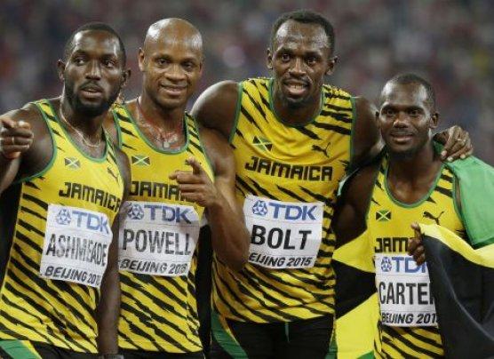 Usain Bolt ganó oro en relevo 4x100m en Mundial de Atletismo