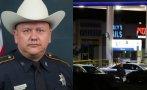 EE.UU.: Matan por la espalda a alguacil en gasolinera de Texas
