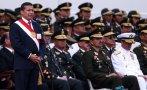 """Humala: """"Policías ganarán entre 80% y 100% más que en el 2011"""""""
