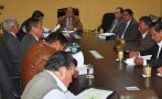 Alcaldes critican poco apoyo del Gobierno Regional de Ayacucho