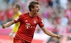 Bayern Múnich goleó 3-0 a Leverkusen con doblete de Müller