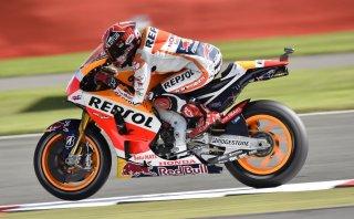 MotoGP: Márquez se llevó la clasificación en Silverstone