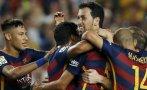 Barcelona ganó 1-0 al Málaga por la Liga BBVA
