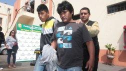 Trasladan a Fiscalía a 56 detenidos por destruir casa de Lince