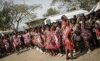 Mueren 38 mujeres que iban a bailar para el rey de Suazilandia