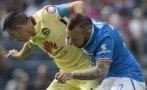 Cruz Azul vs. América: 0-1 clásico azteca en Apertura Liga MX