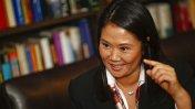 Keiko Fujimori respalda que lote 192 pase a manos de Petro-Perú