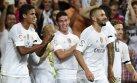 Real Madrid humilló 5-0 al Betis de Juan Vargas por Liga BBVA