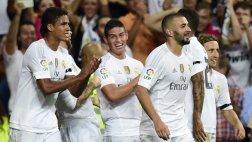 Real Madrid ganó 5-0 al Betis con Vargas los 90' [VIDEO]