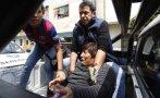 Cercado: cae mujer que vendía droga en carretilla de golosinas