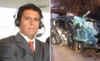 Relator chileno falleció en trágico accidente de tránsito