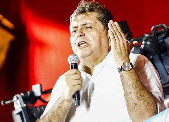 """García: """"Informe de Agua para Todos es odio y temor político"""""""