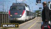 Europa reforzará seguridad en trenes para evitar atentados
