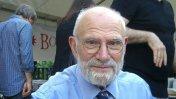 Oliver Sacks murió en Nueva York a los 82 años de edad