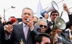 """Álvaro Uribe: """"Cabecillas de las FARC tienen que ir a prisión"""""""