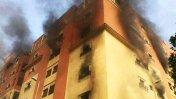 Arabia Saudí: Incendio en edificio residencial deja 11 muertos
