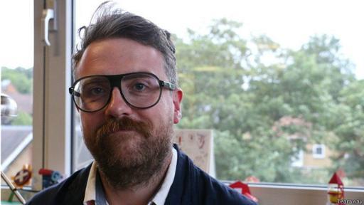 Rex Crowle es el líder creativo del juego de plataformas de moda
