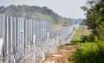 La valla de 175 km que Hungría levantó contra los inmigrantes