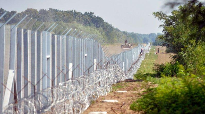 Cientos de inmigrantes seguían cruzando este domingo desde Serbia a Hungría, a pesar de que las autoridades húngaras completaron la instalación de una valla de 175 kilómetros en la frontera. (Foto: Reuters)
