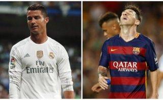 Cristiano Ronaldo y Lionel Messi comparten extraña estadística