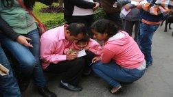 FOTOS: Devotos recorren el santuario de Santa Rosa de Lima