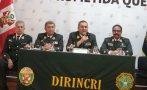 Asalto en Juliaca: recuperan 30 kilos de oro y S/.1 millón