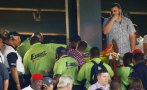 EE.UU.: Hincha murió al caer de gradas en partido de béisbol