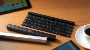 LG lanza teclado enrollable portátil para tablets y smartphones