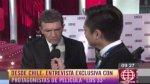 Antonio Banderas se confiesa enamorado del Perú (VIDEO) - Noticias de rodrigo santoro