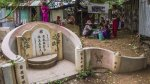 ¿Cómo es vivir dentro de un cementerio en Camboya? [VIDEO] - Noticias de pobreza