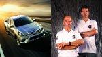 Dakar 2016: Los Ferrand correrán con una Toyota Hilux - Noticias de fernando ferrando