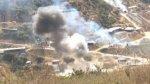 Cajamarca: mineros ilegales de La Chilca fueron desalojados - Noticias de policiales