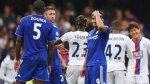 Chelsea perdió 2-1 ante Crystal Palace por la Premier League - Noticias de fiorentina