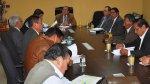 Alcaldes critican poco apoyo del Gobierno Regional de Ayacucho - Noticias de desastres naturales