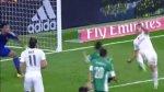 James Rodríguez deleitó al Bernabéu con este golazo de chalaca - Noticias de real madrid