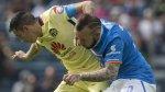 América venció 2-0 a Cruz Azul por el Apertura en la Liga MX - Noticias de osvaldo andrade