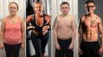 Muestran su figura tras dejar la comida chatarra - Noticias de niños orgullosos