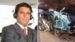 Relator chileno falleció en trágico accidente de tránsito - Noticias de accidente de tránsito