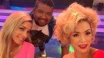 """""""El gran show"""": Sofía Franco bailó con Sheyla y 'Choca' (VIDEO) - Noticias de sheyla rojas"""